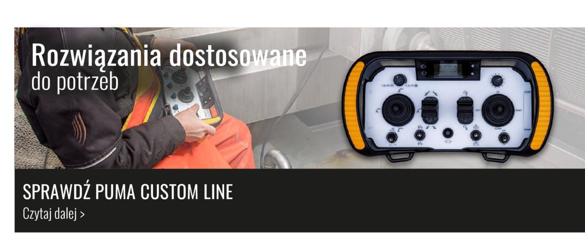 Sprawdź Puma Custom Line