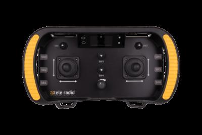 Radio control remoto industrial puma - Tele Radio
