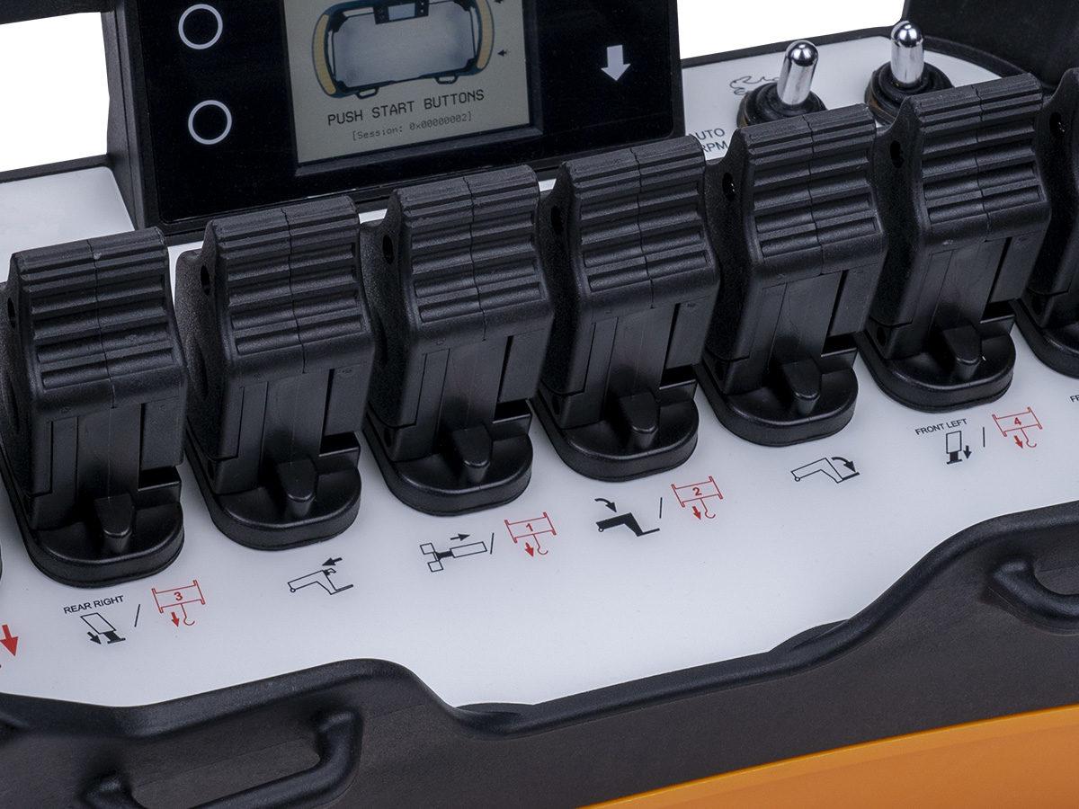 Puma Custom Line - Face plates