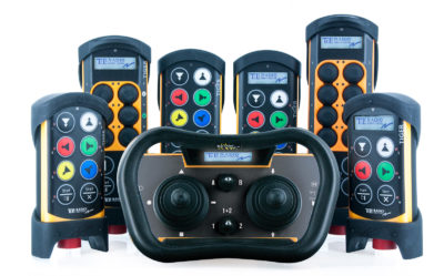 Tiger G2 system/ products picture, SIL3 and PLe safety!