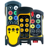 remote control for cranes Tele Radio Panther Transmitters