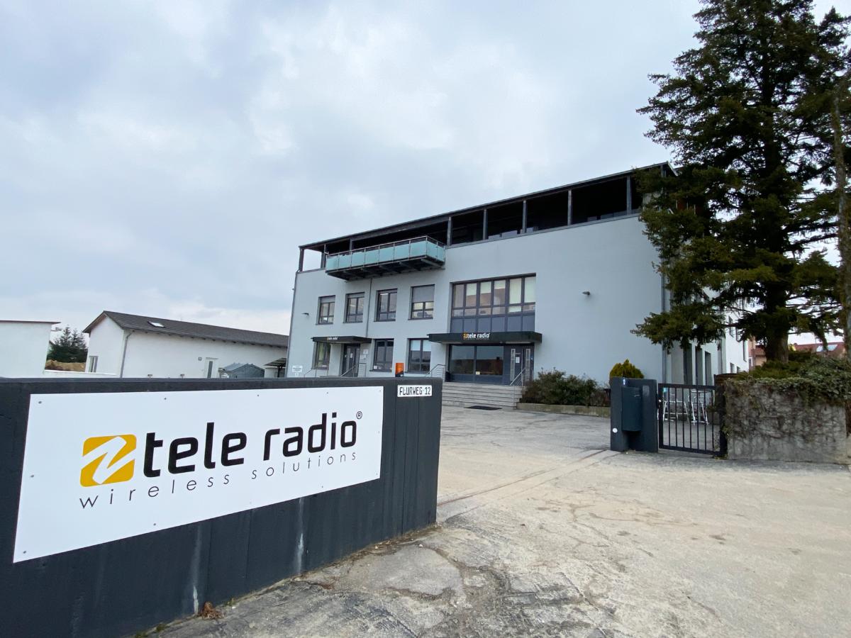 Die süddeutsche Niederlassung Tele Radio GmbH in Schierling feiert 20-jähriges Jubiläum
